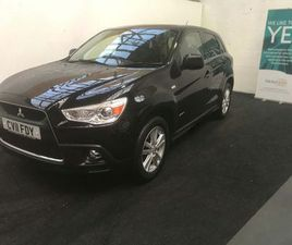 MITSUBISHI ASX 1.8 TD 3 5DRLOVELY CLEAN EXAMPLE F.S.H