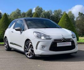 DS 3 1.6 BLUEHDI DSTYLE NAV (S/S) 3DR