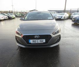 HYUNDAI I30 TURBO PETROL 5DR FOR SALE IN LIMERICK FOR €23950 ON DONEDEAL