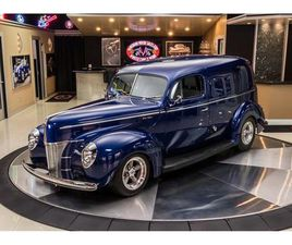 FOR SALE: 1940 FORD SEDAN IN PLYMOUTH, MICHIGAN