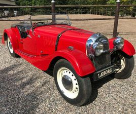 MORGAN PLUS 4 2.0 2.0 2 SEATER