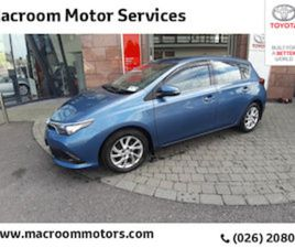 TOYOTA AURIS AURIS 1.4D-4D LUNA FOR SALE IN CORK FOR €18000 ON DONEDEAL