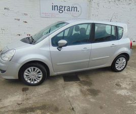RENAULT GRAND MODUS 1.2 TCE DYNAMIQUE 5DRALLOYS/AIR CON/TINTED WINDOWS