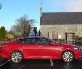 KIA OPTIMA 2017 1.7CRDI PLATINUM NCT 02/23 FOR SALE IN LIMERICK FOR €16950 ON DONEDEAL