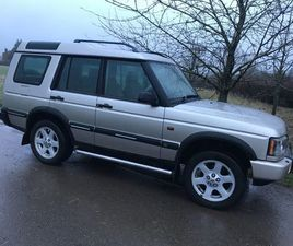 £4,950|LAND ROVER DISCOVERY 4.0 I V8 ES 5DR (7 SEATS)