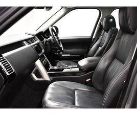 2017 LAND ROVER RANGE ROVER 3.0 TDV6 VOGUE SE 4DR AUTO