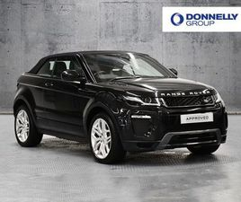 2016 LAND ROVER RANGE ROVER EVOQUE 2.0 TD4 HSE DYNAMIC 2DR AUTO