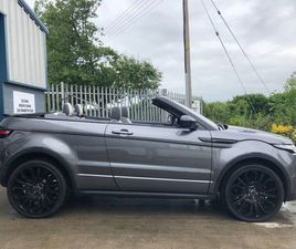 LAND ROVER RANGE ROVER EVOQUE 2.0 TD4 HSE DYNAMIC 4WD (S/S) 2DROTHER EVOQUE€™S AVAILABLE