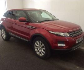 LAND ROVER RANGE ROVER EVOQUE 2.2 SD4 PURE TECH AWD 5DR