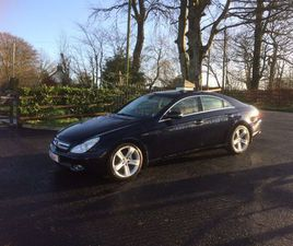 MERCEDES-BENZ CLS 3.0 CLS320 CDI 7G-TRONIC 4DRIMMACULATE, IN BLUE METALLIC .
