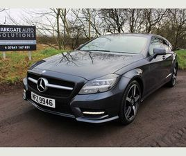 MERCEDES-BENZ CLS 2.1 CLS250 CDI BLUEEFFICIENCY AMG SPORT SHOOTING BRAKE 7G-TRONIC PLUS (S