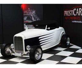 FORD B ROADSTER HI BOY V8 5.0 305 CI 1932