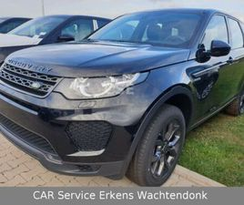 LAND ROVER DISCOVERY SPORT D180 AWD AUTOMATIK SE SPECIAL ED