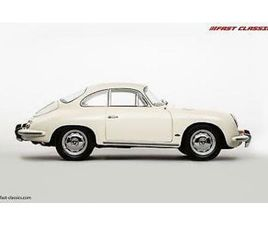 PORSCHE 356B 1600S // T6 KARMANN COUPE // NUT AND BOLT BODY RESTORATION