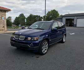 2005 BMW X5 4.8IS