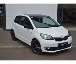 2018 SKODA CITIGO 1.0 MPI COLOUR EDITION 3DR