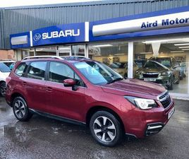 2016 SUBARU FORESTER 2.0 XE 5DR