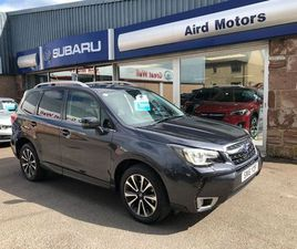 2016 SUBARU FORESTER 2.0 XT 5DR LINEARTRONIC