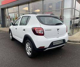 2015 DACIA SANDERO STEPWAY 1.5 DCI AMBIANCE 5DR