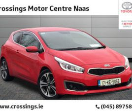 KIA PRO CEED 1 YEAR FREE WARRANTY PRO-CEED 1.0 FOR SALE IN KILDARE FOR €12888 ON DONEDEAL