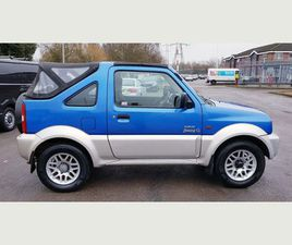 SUZUKI JIMNY 1.3 O2 3DR14 STAMPS IN THE S BOOK 2 KEYS