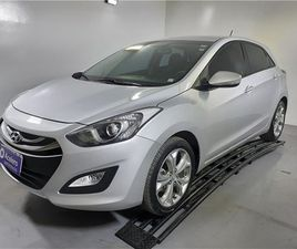 HYUNDAI I30 1.8 MPI 16V GASOLINA 4P AUTOMATICO - R$ 54.990,00