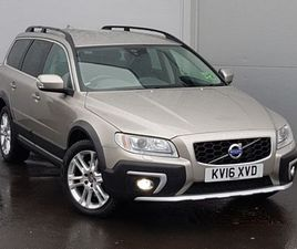 2016 VOLVO XC70 D4 [181] SE LUX 5DR AWD GEARTRONIC [START STOP]
