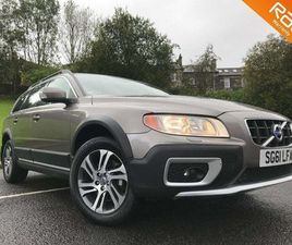 VOLVO XC70 2.4 D5 SE GEARTRONIC AWD 5DR++ONE OWNER FROM NEW++FVSH+++