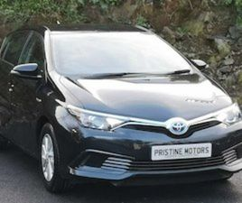 2016 AURIS HYBRID. VERY LOW MILEAGE ONLY 10K FOR SALE IN DOWN FOR £13950 ON DONEDEAL