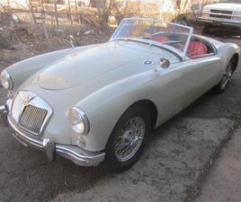 FOR SALE: 1957 MG 1600 IN STRATFORD, CONNECTICUT