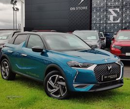 >AUG 2019 DS 3 CROSSBACK 1.5 BLUEHDI PRESTIGE 5DR
