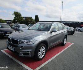 BMW X5 F15 XDRIVE25D 231 CH BVA8 LOUNGE PLUS