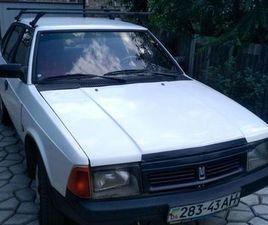 МОСКВИЧ 2141 1.6 MT (76 Л.С.) 1991