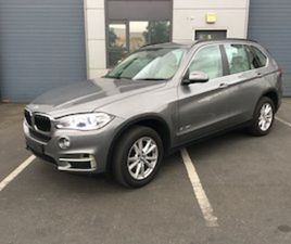 2016 BMW X5 25D SDRIVE 5 SEAT COMMERCIAL/CREWCAB FOR SALE IN DUBLIN FOR € ON DONEDEAL
