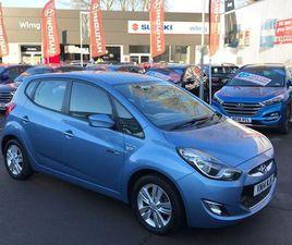 2014 HYUNDAI IX20 1.6 CRDI BLUE DRIVE ACTIVE 5DR