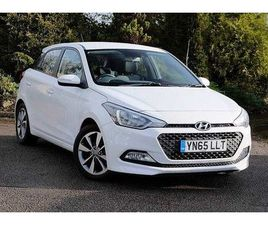 HYUNDAI I20 1.4 SE (100 PS) 5 DOOR