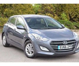 HYUNDAI I30 1.6 CRDI SE BLUE DRIVE (110 PS) 5 DOOR