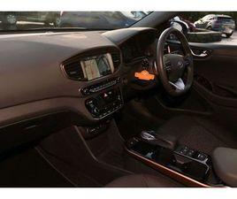 2019 HYUNDAI IONIQ 88KW ELECTRIC PREMIUM 28KWH 5DR AUTO