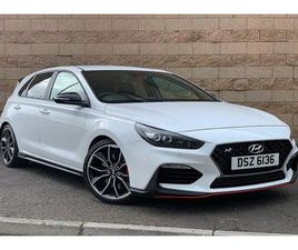 HYUNDAI I30 N 2.0 T-GDI (275PS) N PERFORMANCE 5 DR HATCH