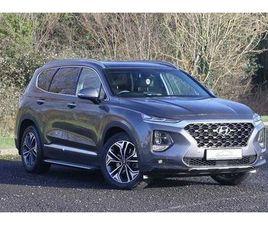 2019 HYUNDAI SANTA FE 2.2 CRDI PREMIUM SE 5DR 4WD AUTO