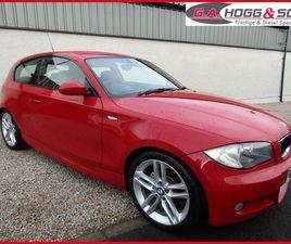 2009 BMW 1 SERIES 1.6 116I M SPORT 3D 121 BHP