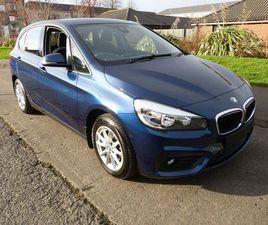 £10,995|BMW 2 SERIES ACTIVE TOURER 2.0 218D SE ACTIVE TOURER (S/S) 5DR