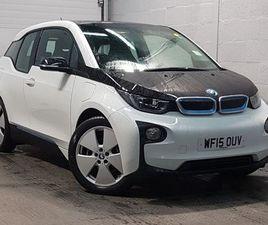 2015 BMW I3 125KW RANGE EXTENDER 5DR AUTO [LOFT INT WORLD]