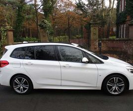 £17,988|BMW 2 SERIES GRAN TOURER 2.0 220D M SPORT GRAN TOURER AUTO XDRIVE (S/S) 5DR