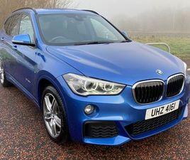 2016 BMW X1 XDRIVE 25D M SPORT 5DR STEP AUTO
