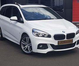BMW 2 SERIES GRAN TOURER 2.0 220D M SPORT GRAN TOURER AUTO XDRIVE (S/S) 5DR