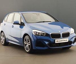 2018 BMW 2 SERIES 225XE M SPORT 5DR AUTO