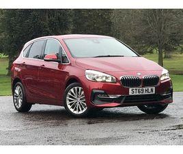 2019 BMW 2 SERIES 218I LUXURY ACTIVE TOURER