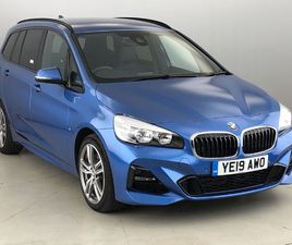 2019 BMW 2 SERIES 218D M SPORT GRAN TOURER