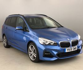 2019 BMW 2 SERIES 220D XDRIVE M SPORT GRAN TOURER
